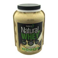 BodyLogix Natural Whey - Natural Vanilla Bean