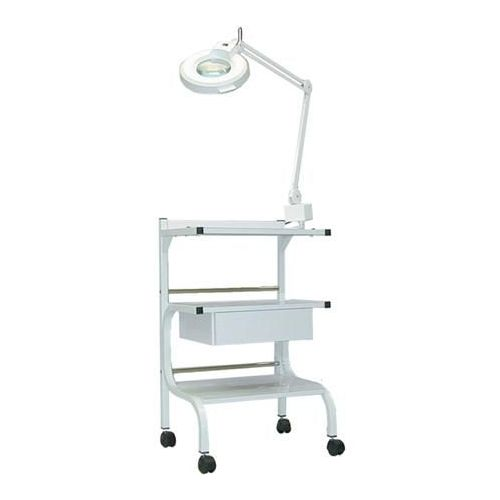Paragon 3 Shelf Trolley With Power Strip Model 271 0157
