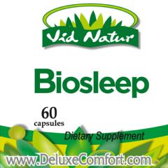 Biosleep Natural Sleep Sedative 400mg