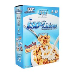 CTD Sports Isolicious - Cinnamon Cereal Crunch
