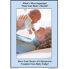 "Innate Products Baby's Health Poster, 18""X24"", Laminated"