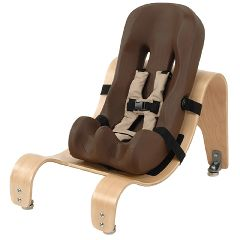 Special Tomato Soft-Touch Sitter Seat - Seat And Stationary Base - Size 4
