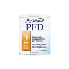 PFD 2 - Protein and Amino Acid-Free Diet Powder