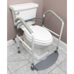 Fold Easy Toilet Safety Frame & Rails