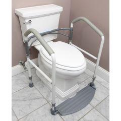 Fold Easy Toilet Safety Frame & Rails