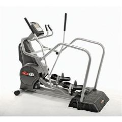 SCIFIT Total Body Elliptical with Easy Entry Package
