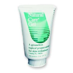 Natural Care Gel -  4 oz  tube