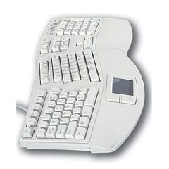 AliMed Tru-Form Touchpad Keyboard