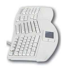 AliMed Tru-Form Touchpad Keyboard