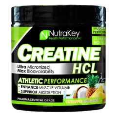 Nutrakey Creatine HCL - Pineapple Coconut