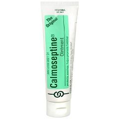Calmoseptine Ointment - 2.5 oz tube