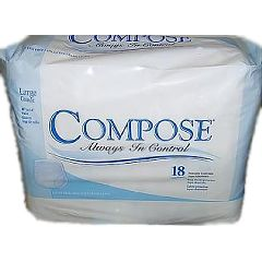 Compose Adult Protective Underwear