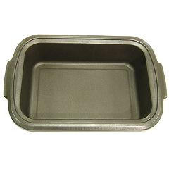 Metal Ware Corporation Replacement Heat Well Pan For 281 0104 Stone Heater