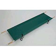 Complete Medical Products Pole Stretcher Non-Folding