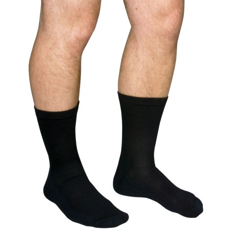 Scott Specialties Diabetic Compression Crew Socks
