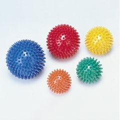 Cando Massage Balls - Massage Roller Balls with Spikes