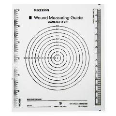 McKesson Wound Measuring Guide