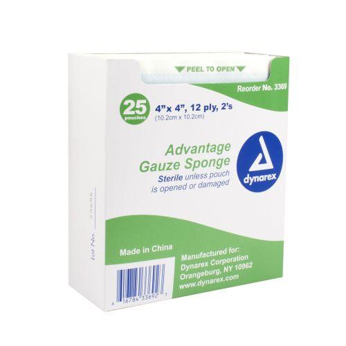 Advantage Gauze Sponges Model 730 575061 01