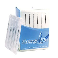 Medical Technology Products Energy Flo Featherlite Needles - 100Ct