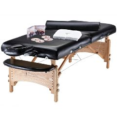 "Master Massage Equipment San Maritz LX 32"" Massage Table"