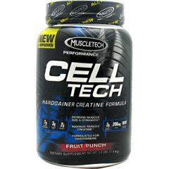 MuscleTech Performance Series Cell-Tech - Fruit Punch