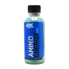 Optimum Nutrition Amino Energy RTD - Blueberry Lemonade