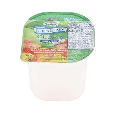 Hormel Thick & Easy Sugar Free Peach Mango Nectar Consistency