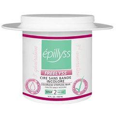 Epillyss Freelyss Colorless Stripless Wax