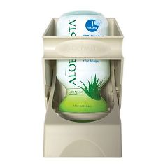 Aloe Vesta Body Wash & Shampoo - 1 Liter Dispenser Bottle