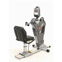 SCIFIT PRO Upper Body with Adjustable Cranks & Fixed Low Back Seat