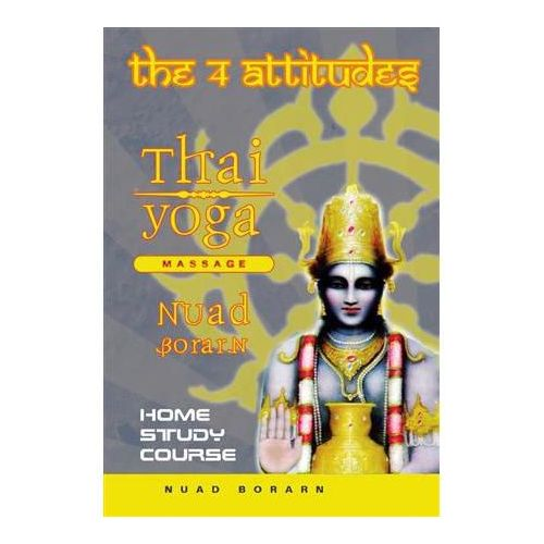 Vedic Conservatory Thai Yoga DVD - The 4 Attitudes 4 Disc Set Model 549 0155