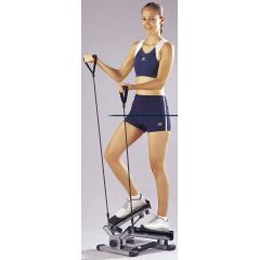 Sunny Distributor Inc Twist Stepper with Exercise Bands
