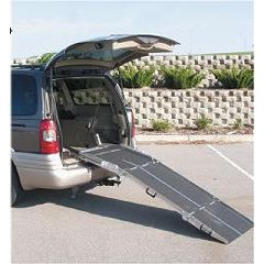 Prairie View Van Ramp - Rear Door