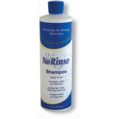 No-Rinse Shampoo, 16 oz - Ready to Use, No Water Needed