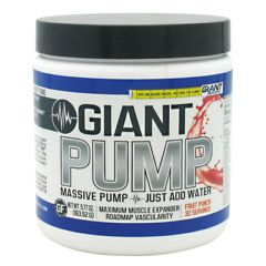 Giant Sports Products Giant Pump - Fruit Punch