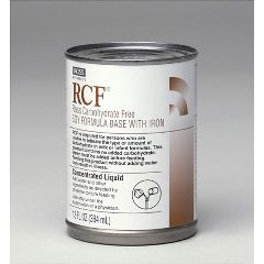 Abbott Nutrition RCF® Ross Carbohydrate Free Soy Formula Base With Iron 13 oz. Cans