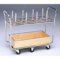 Bailey Manufacturing Weight Cart