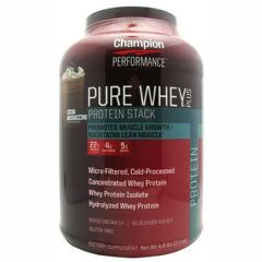 Champion Nutrition Pure Whey Plus - Cocoa Mochaccino