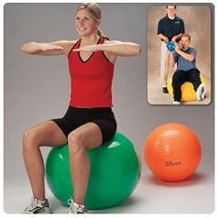 Rolyan Energizing Exercise Balls