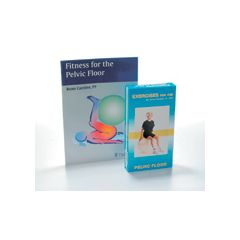 Fitball Fitness for the Pelvic Floor - Book