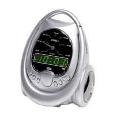 Global Assistive Devices Global Access 4 Alarm Clock with Plug for Europe