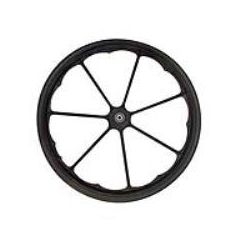 Invacare Rear Wheel No Handrim 24X1-1/4 IN Composite Urethane
