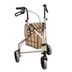 Drive Winnie Lite Supreme 3 Wheel Rollator Walker