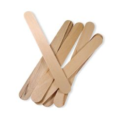 Wood Tongue Depressors - 6""