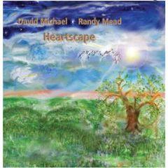 """David Michael """"Heartscape"""" Cd"""