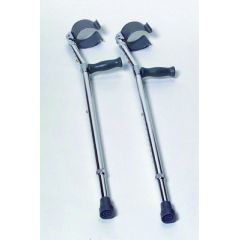 Forearm Crutches - Aluminum - Adult - 1 pair