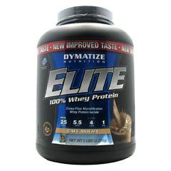 Dymatize Elite 100% Whey Protein - Cafe Mocha