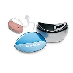 RCA Symphonix Rechargable Personal Sound Amplifier With Case