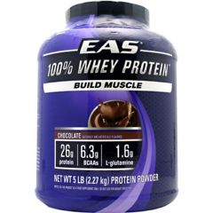EAS 100% Whey Protein - Chocolate