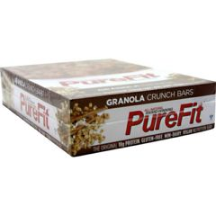 PureFit Nutrition Bar - Granola Crunch